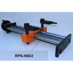 MANUAL BACK GAUCES RPS-500