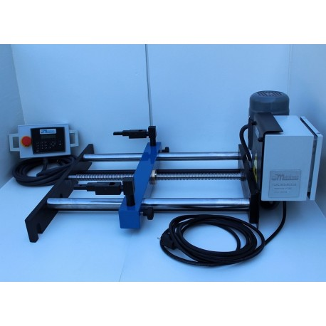 TOPE ELECTRICO TRASERO RPS-500/MOTOR