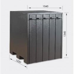 ARMARIO 54005/AS/1 (5 CAJONES), PARA SPEED-TRUMPF