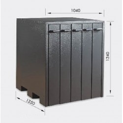 CABINET 54005/AS/1 (5 DROWERS) FOR SPEED-TRUMPF
