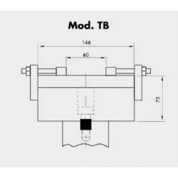 TABLE DE COMPENSATION mod. TB