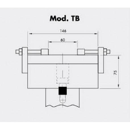 MESA DE COMPENSACION mod. TB