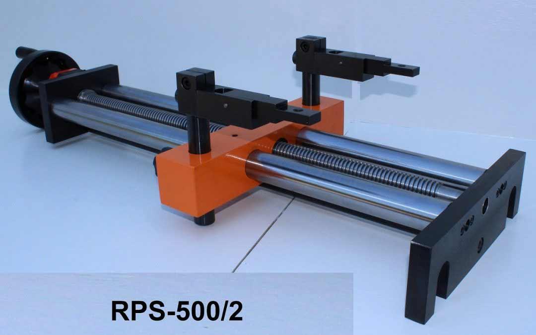 NUEVO TOPE RPS-500/2 para Plegadora de chapa