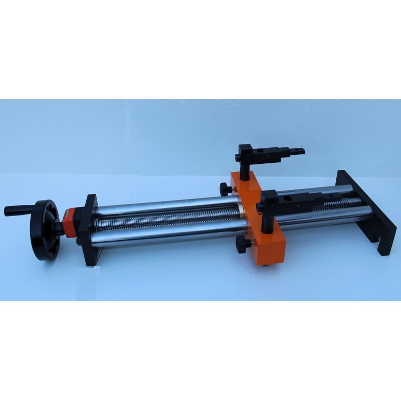NEW BACK-GAUGE RPS-500/2 for metal sheet press brake - Metalmaq