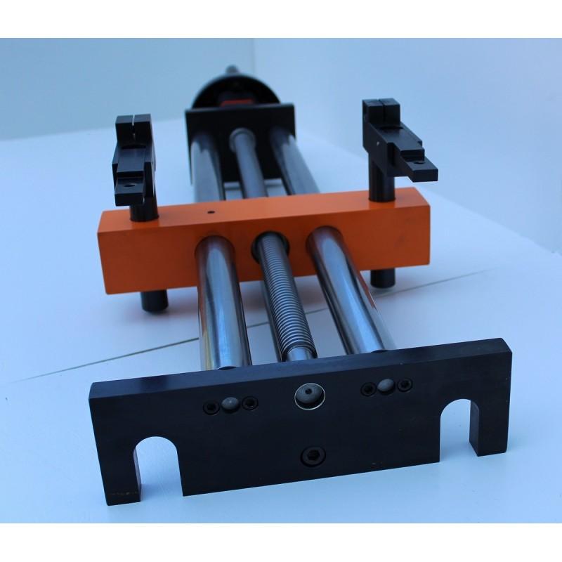 Tope manual trasero RPS-500/2