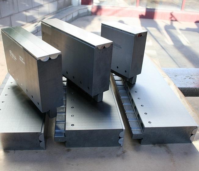 Matrices MRA100-2 para plegadora TRUMPF