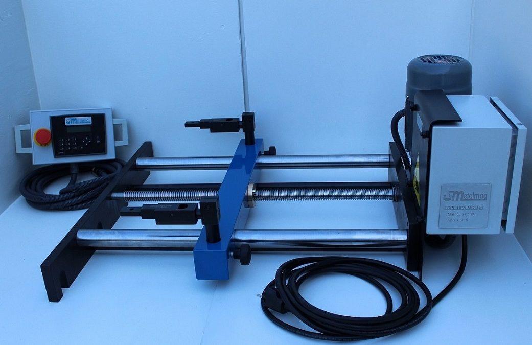 New ELECTRIC BACK GAUGE RPS-500/MOTOR, for press brake