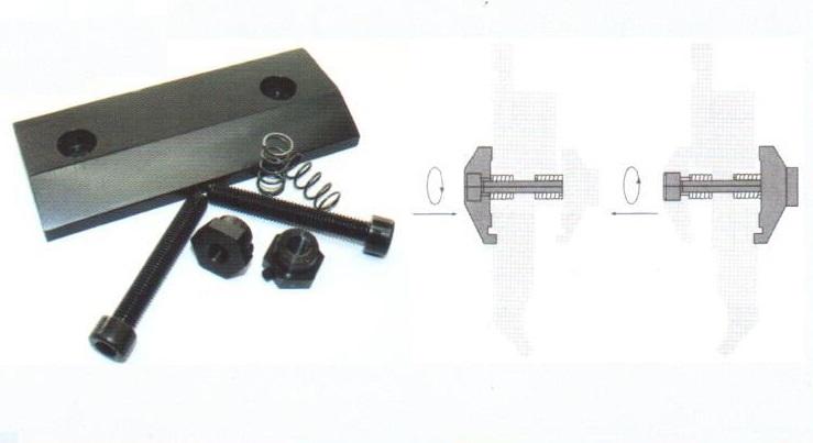 Kit Brida Posterior, para el sistema Promecam