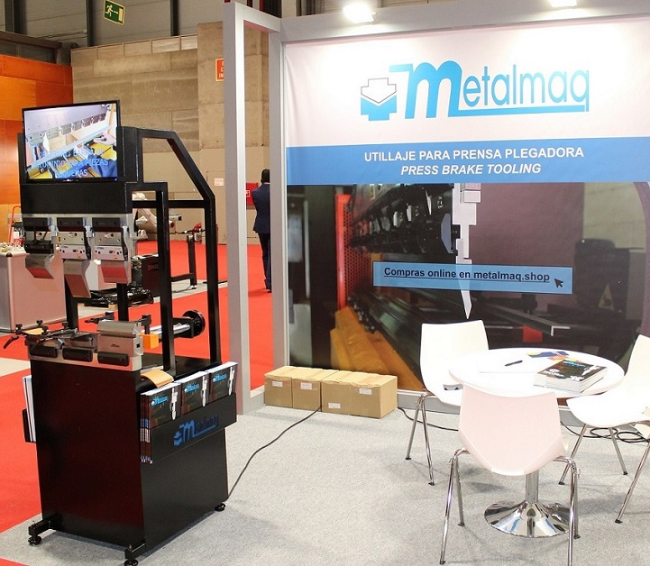 METALMAQ EXPOSITOR EN METALMADRID 2019
