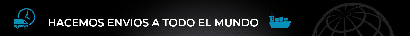 Metalmaq envía sus productos a todos los países del mundo
