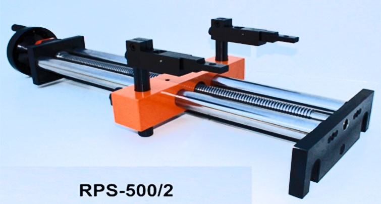 BACK GAUGE RPS-500/2 for press brake